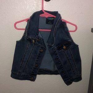 Girls vest
